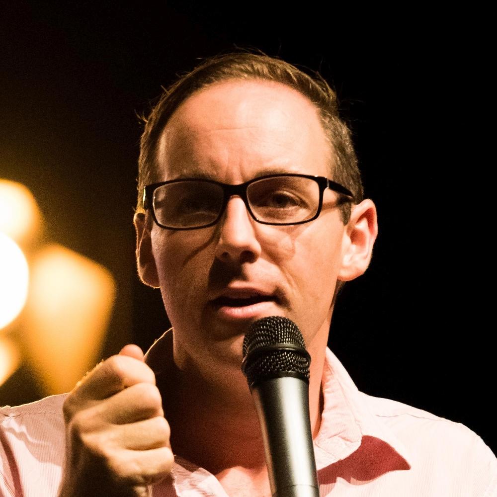 Ronan McGinniss  Ignite Youth Perth