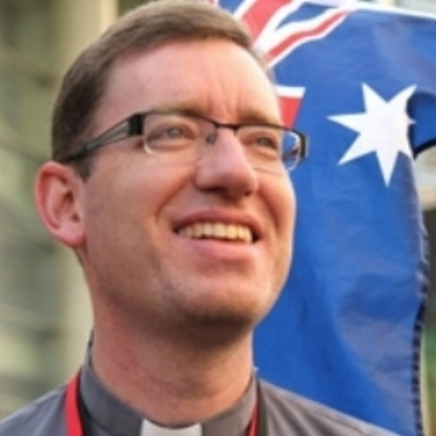 Fr Richard Healey Diocese of Wollongong