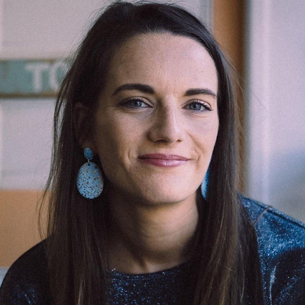 Emma Fradd  NET Ministries