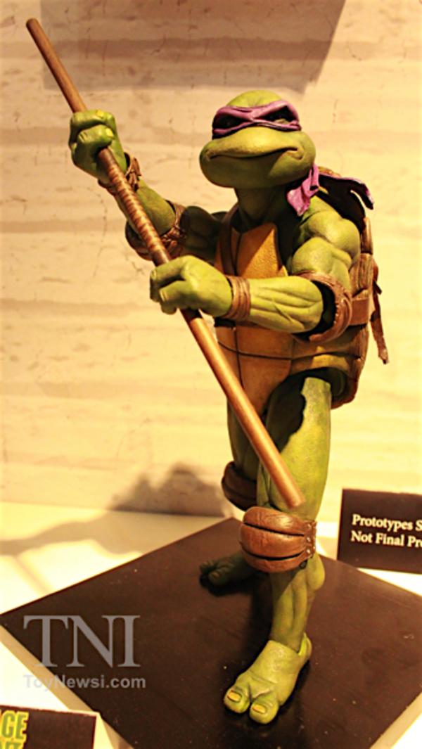 NECA - Ninja Turtles