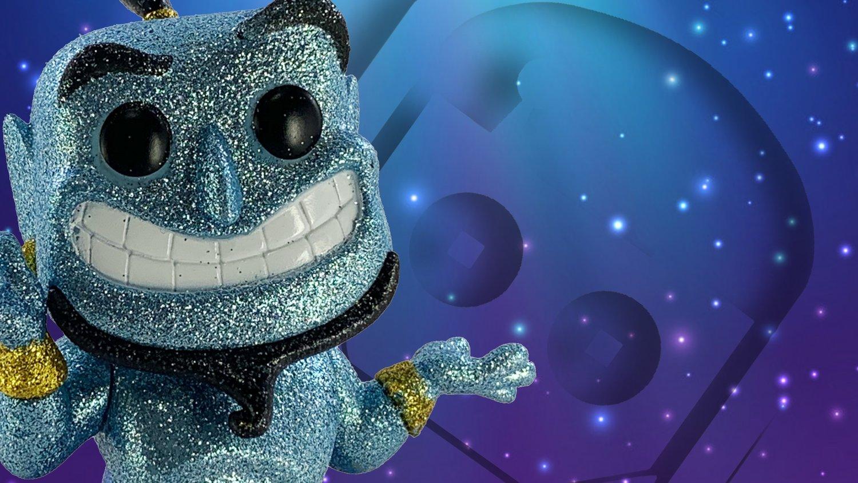 Toying Around Reviews - Funko Pop! Genie with Lamp (Diamond