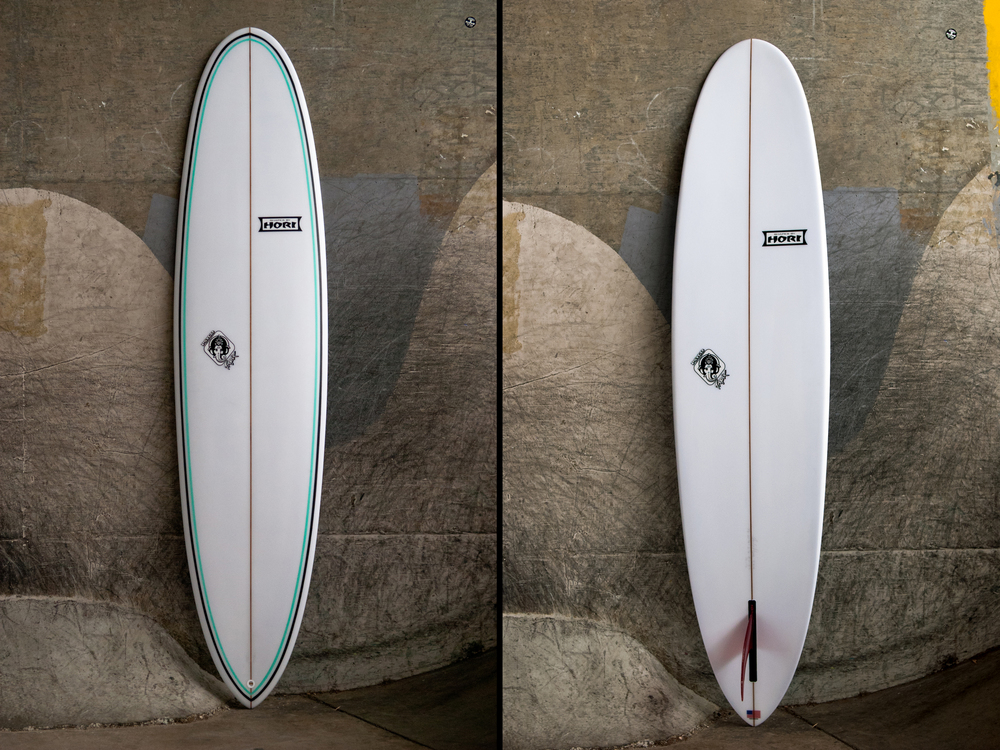 Single Fin Pintail