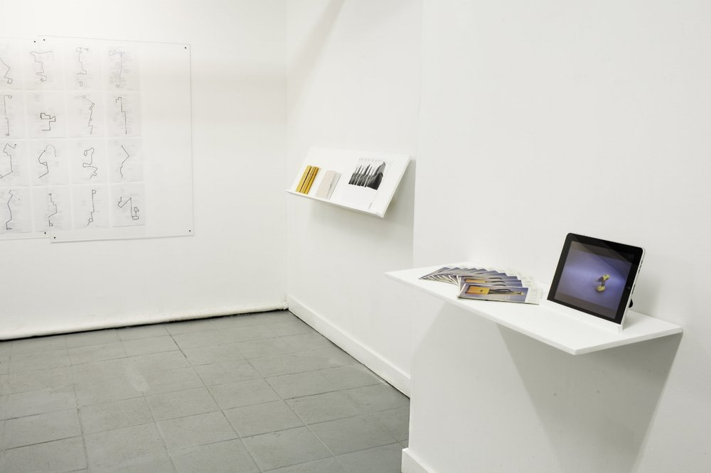 Installation view Jeweler, Thief, Dentist, Alchemist