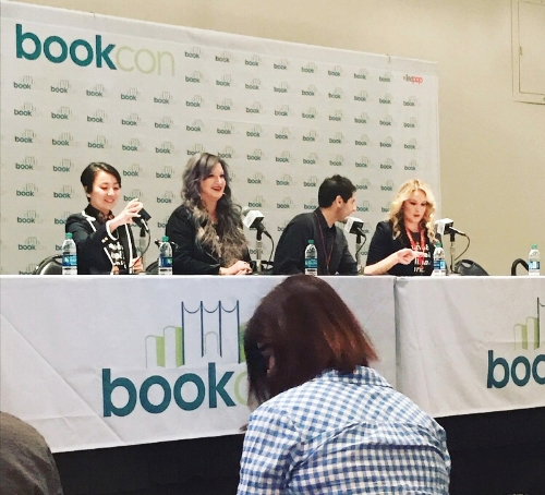 BookCon DC panel.JPG