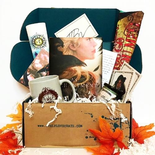 Shelflove Crate october unboxing.JPG
