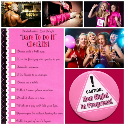 Article: Hens Night Ideas — COOLAZ