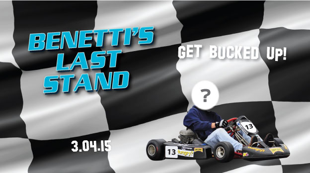 Rev it up on a Go-Kart Bucks day - and then live it up in the city afterwards!