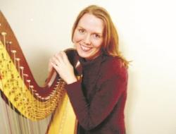 Kathleen Gahagan -harpist