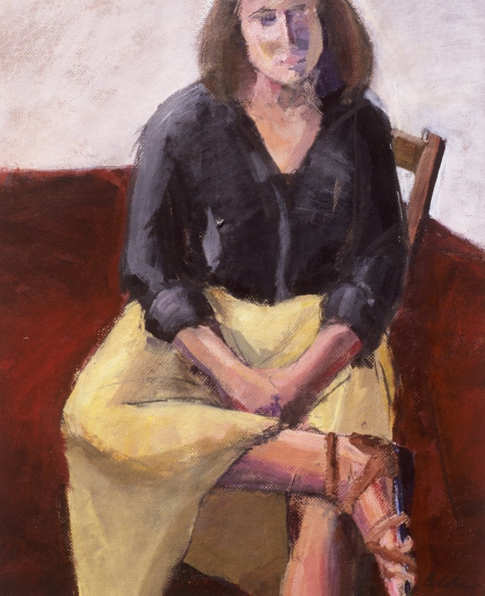 Seated Woman/Michelle