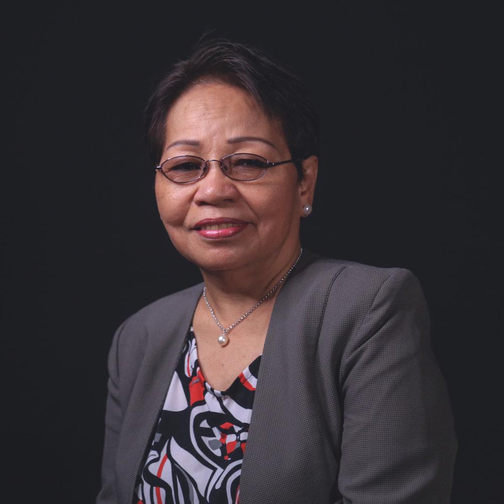 Pastor Gertrudes Hinampas