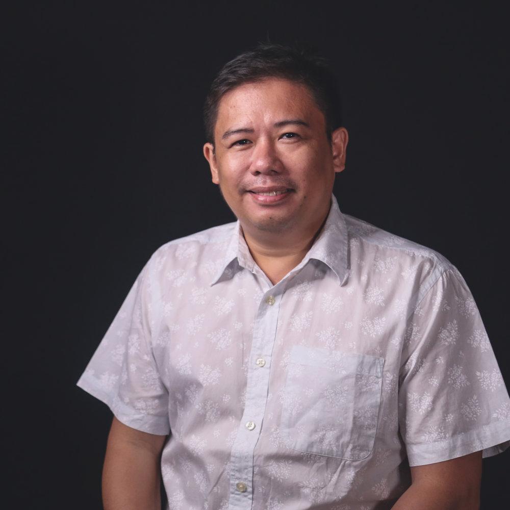 Pastor Jesse Saberon