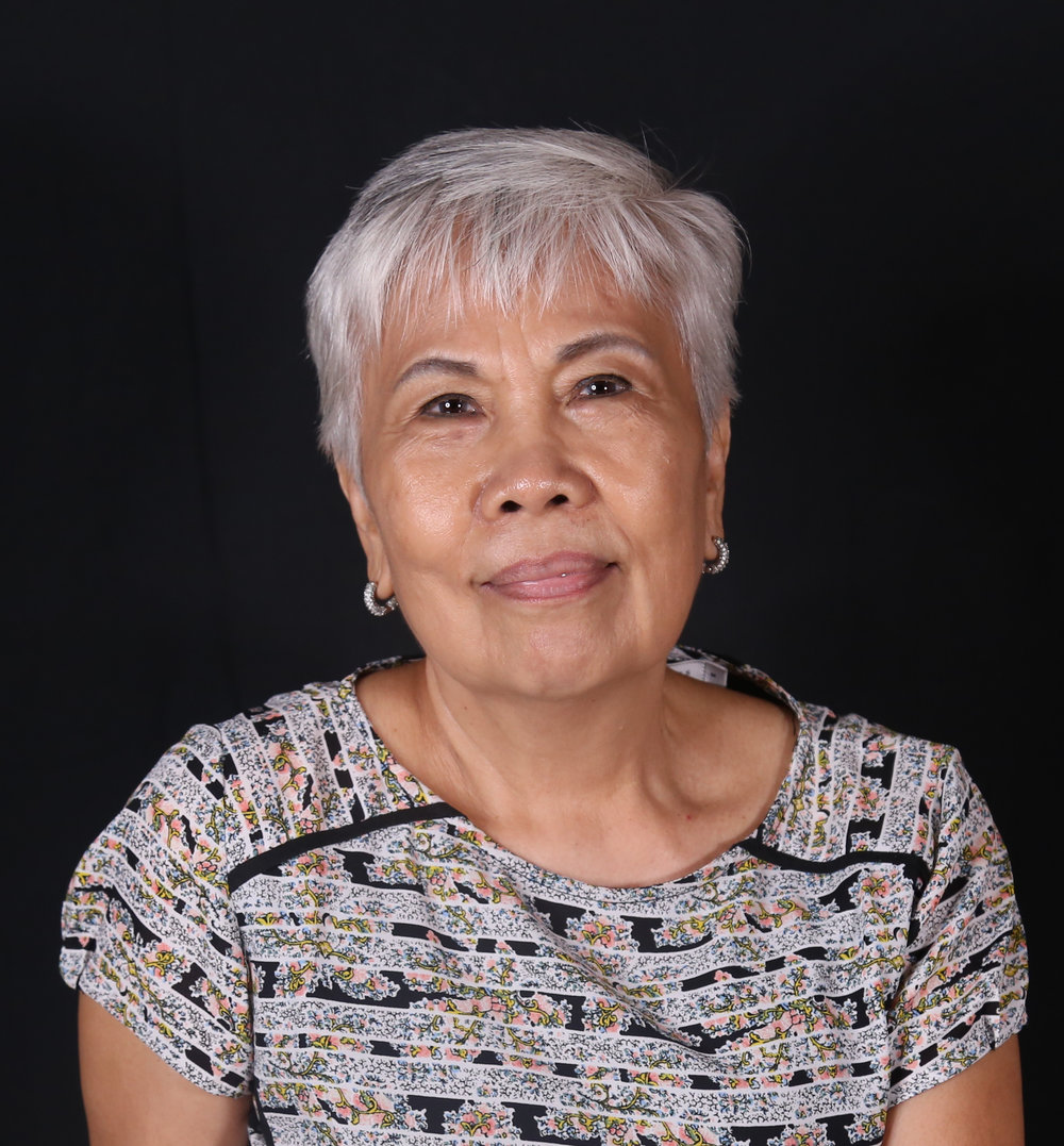 Pastor Mary Foroli Pagaduan