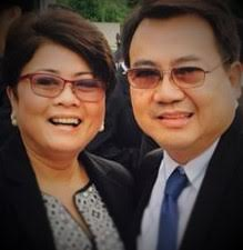 Pastor Benjun & Malou Uybengkee