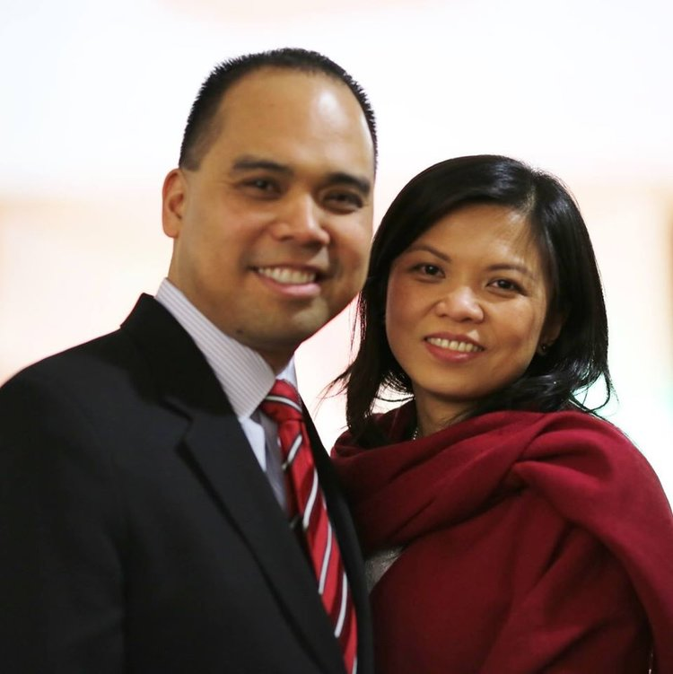 Pastor Mike & Grace Ibay