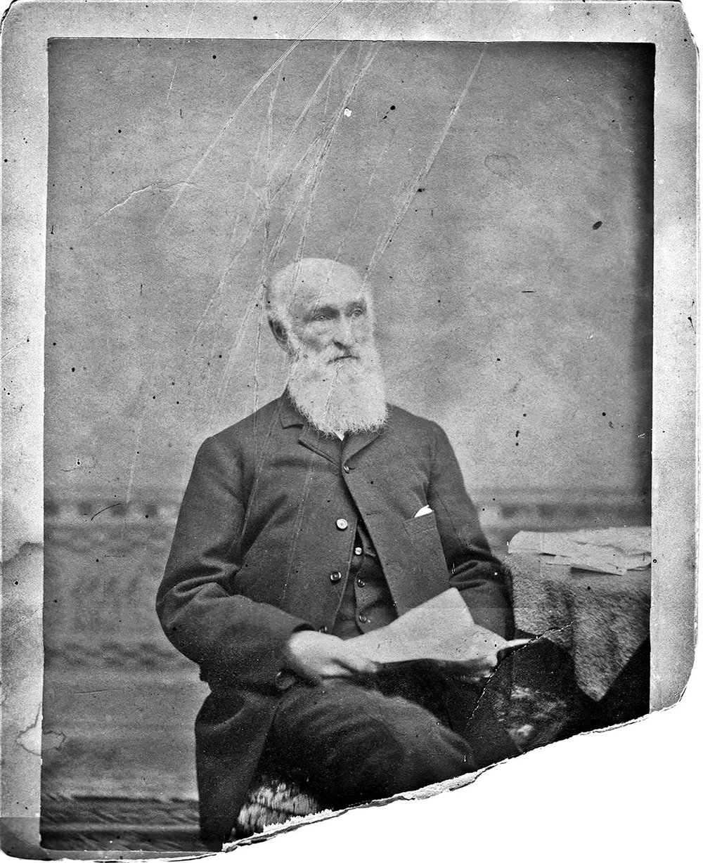 Hugo Rathbun established his family's business interests in Deseronto, initially buying land from his brother Amos and setting up a gristmill and general store. Photos courtesy Community Archives of Belleville and Hastings County