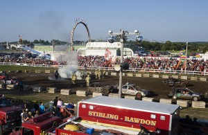 The always popular demolition derby and one of the largest amusement setups by Homeniuk Amusement Rides featuring the Music Fest and their classic ferris wheel is sure to draw large crowds.