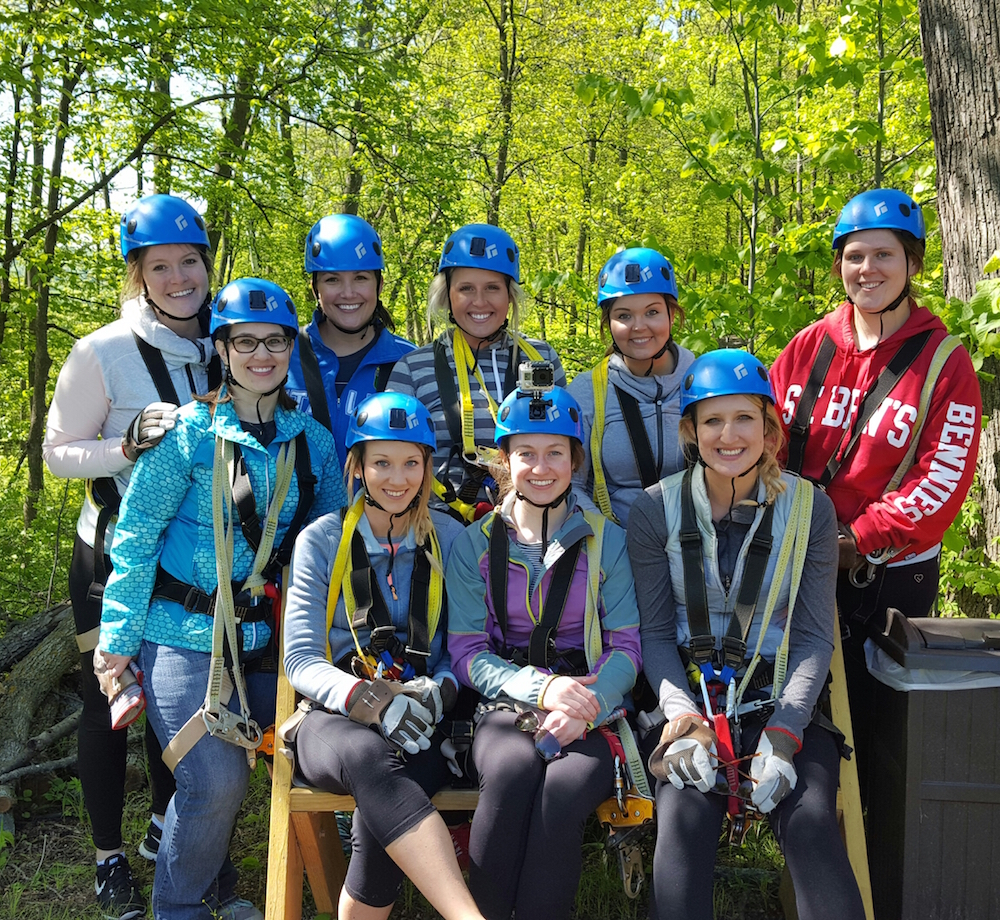 Group Zip line Adventure