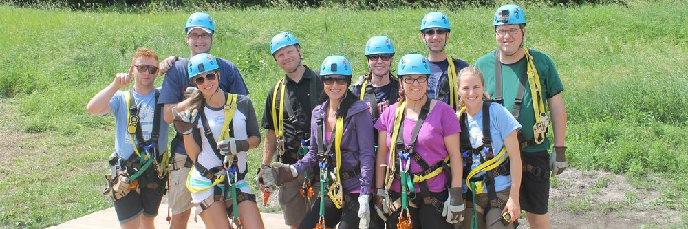 Zip Line Group Experience
