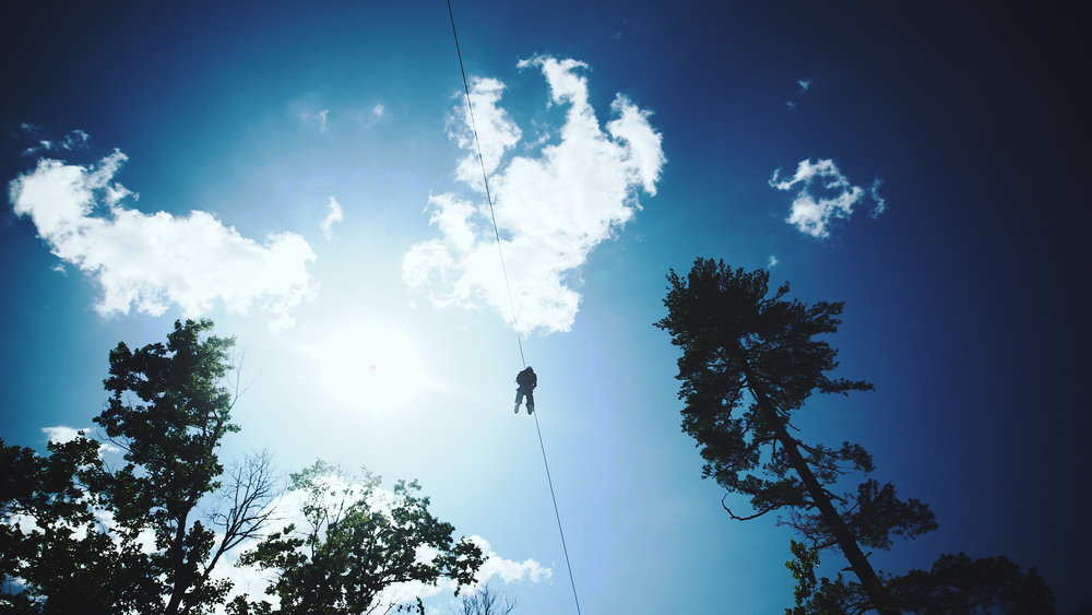 Brainerd Zip Line Outdoor Adventure