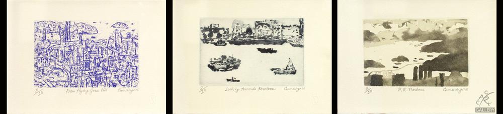 Hong Kong Print (limited edition)