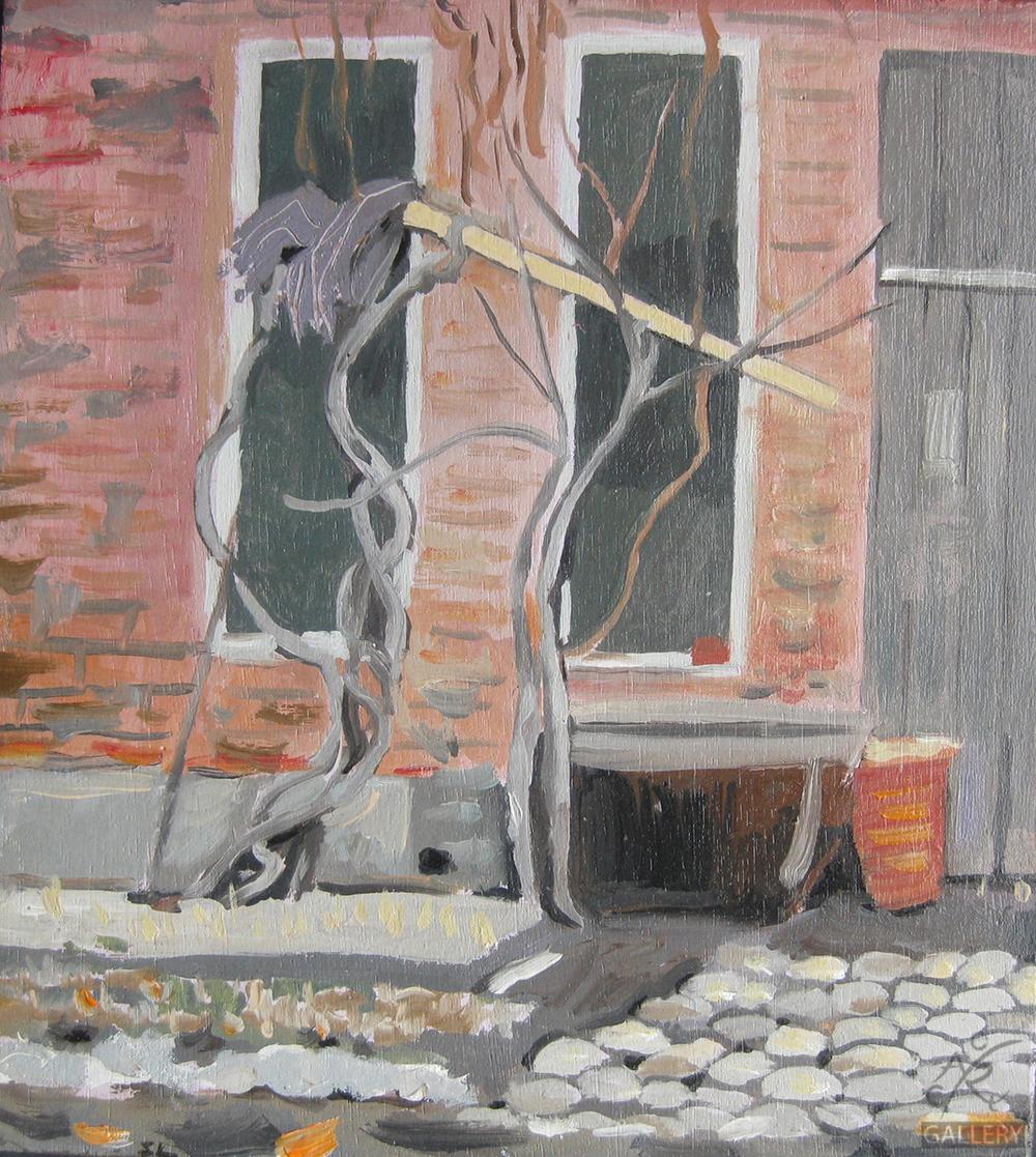 Lantian Doorway and Mop