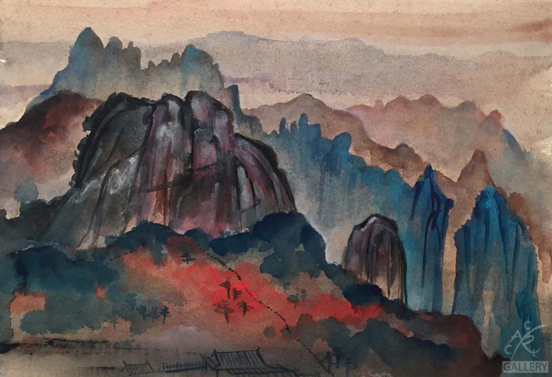 Danxia Peak