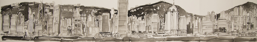 Panorama sketchbook # 1