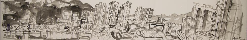 Panorama sketchbook #4