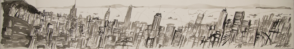 Panorama sketchbook #2