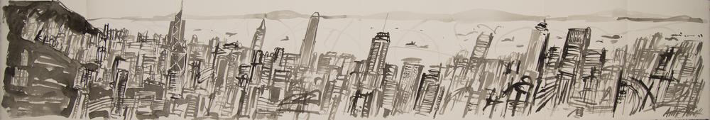 Panorama sketchbook #2