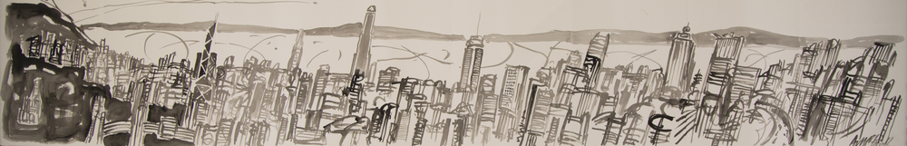 Panorama sketchbook #5