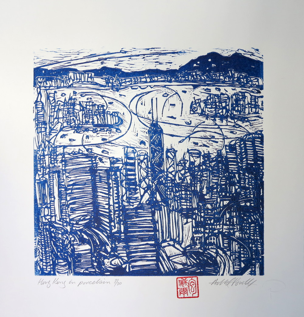 Hong Kong in Porcelain