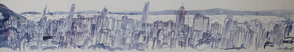 Panorama sketchbook #8