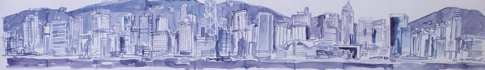 Panorama sketchbook #9