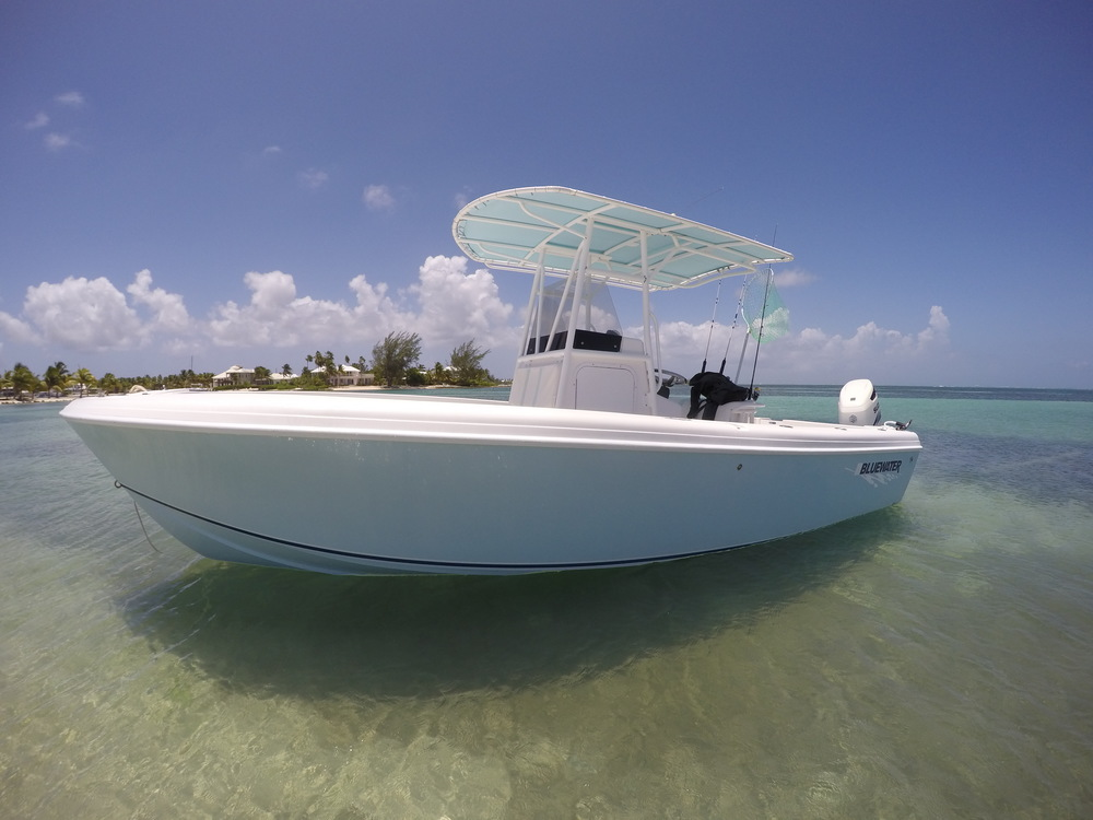 Fly light tackle fishing grand cayman for Grand cayman fishing