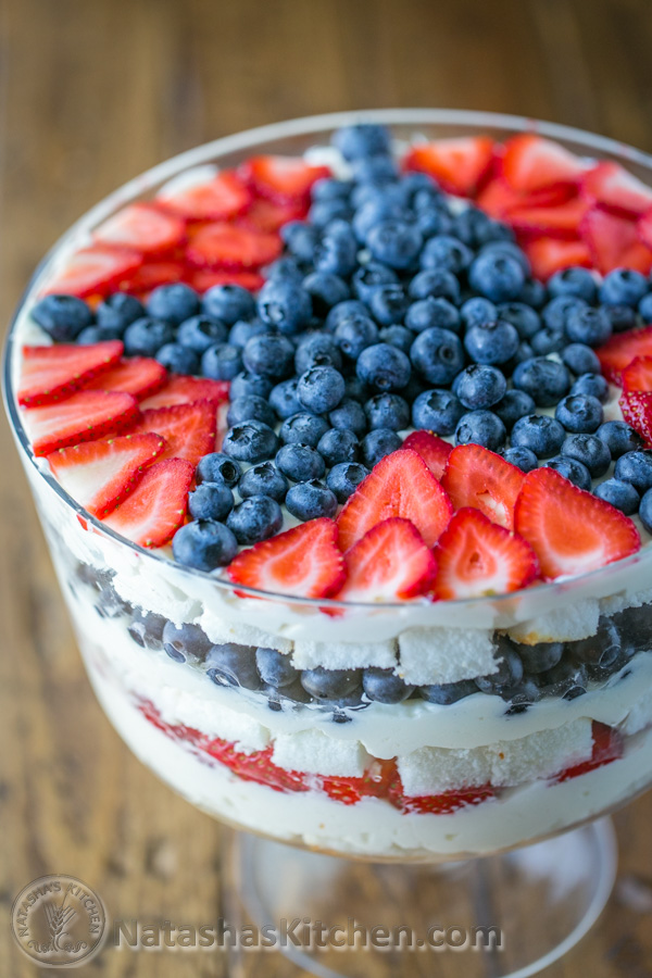 http://natashaskitchen.com/2015/07/03/no-bake-strawberry-blueberry-trifle/