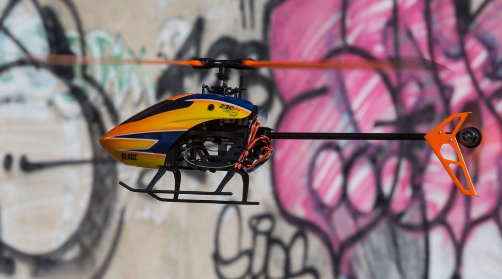 230 S V2 RTF with SAFE Technology(BLH1400 )
