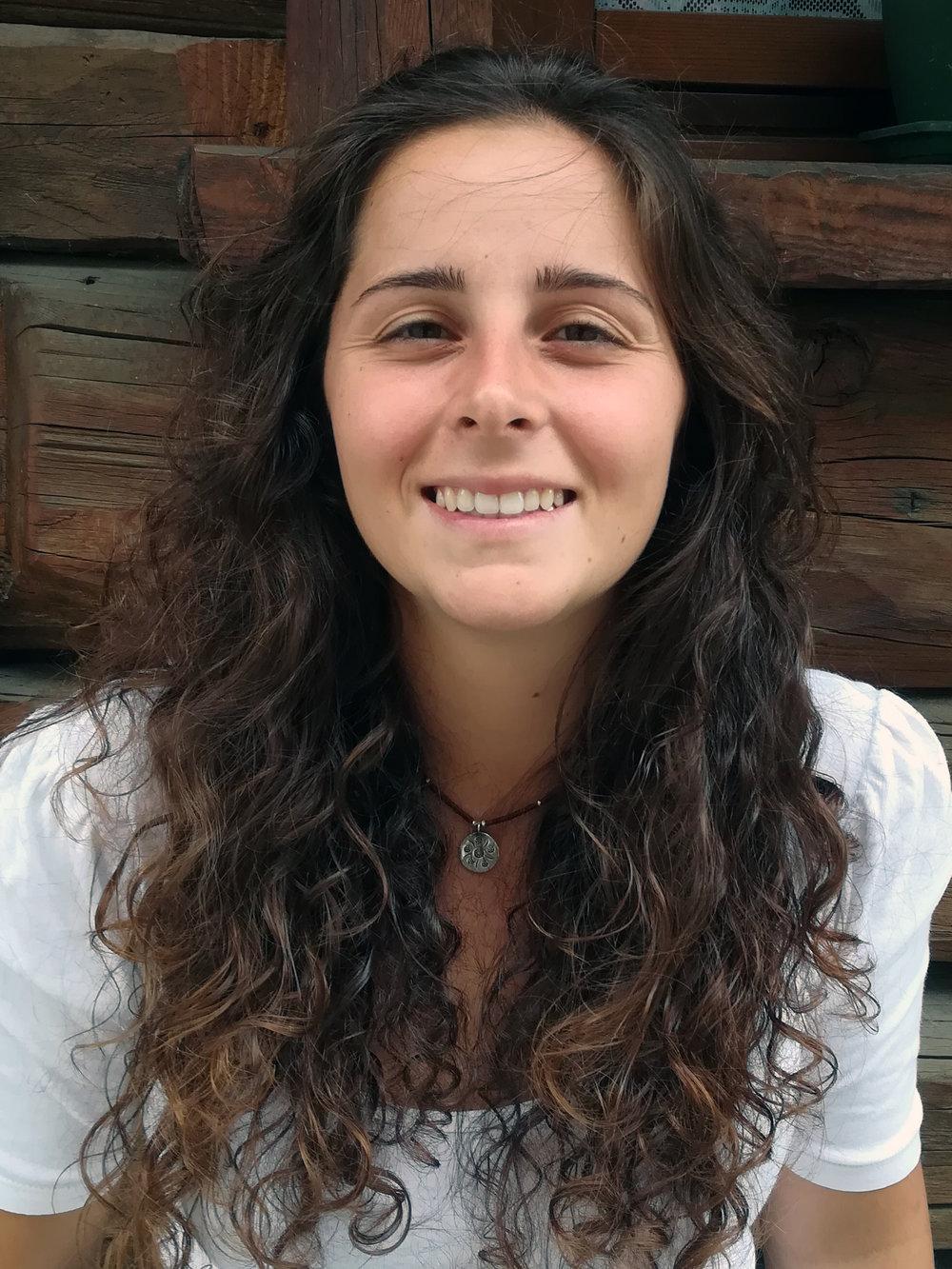 Chiara Saponaro, Italy