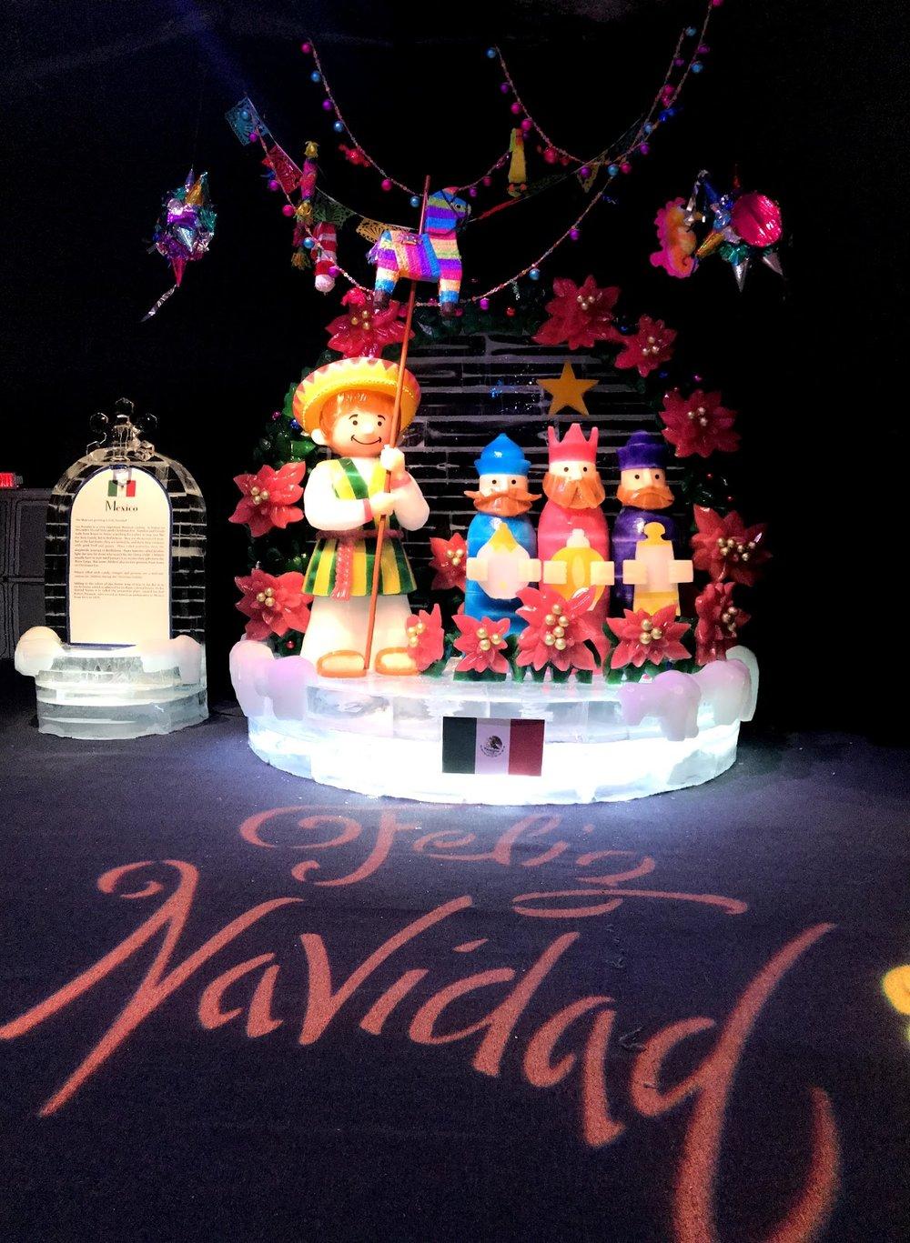 Feliz Navidad! Christmas in Mexico!