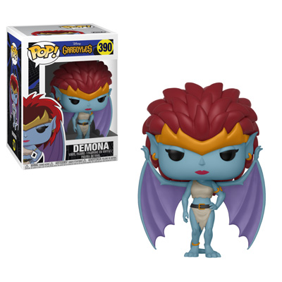 Demona, the one you love to hate but hate to love.