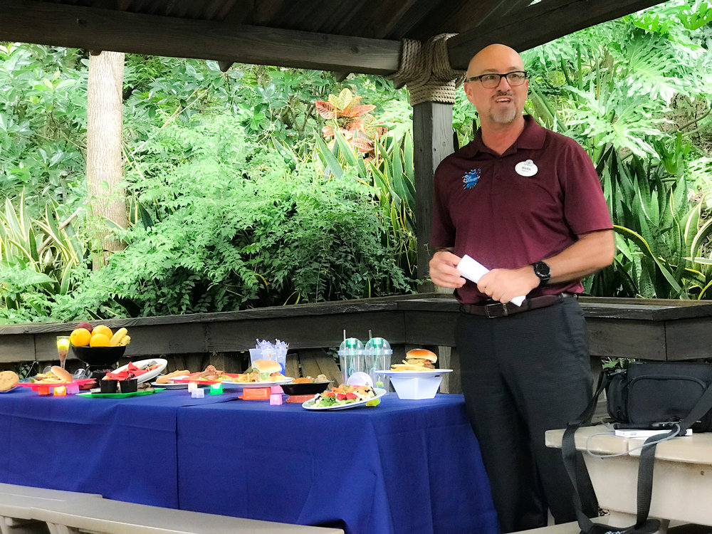 Mark Dukes - General Manager of Disney Water Parks