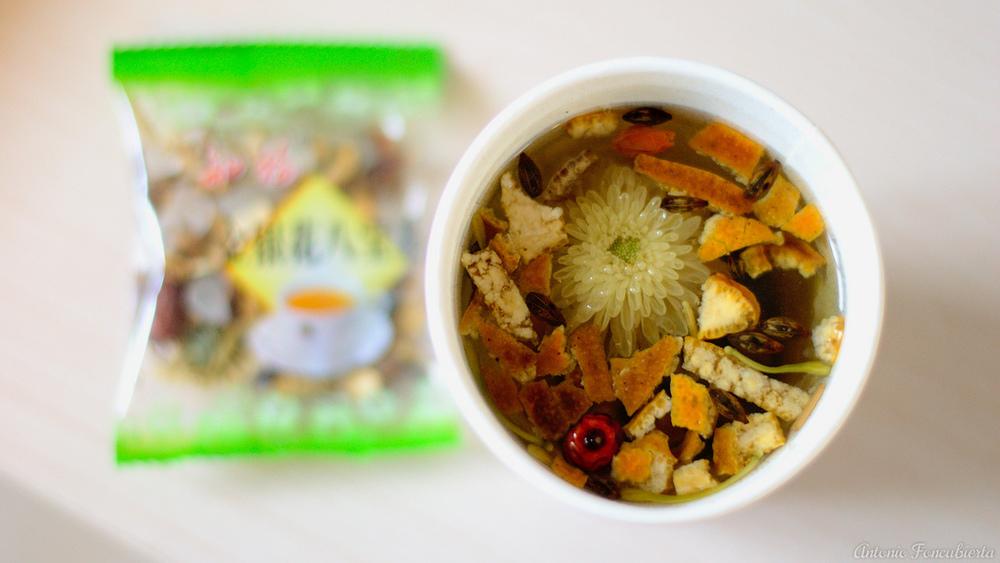 TCM tea