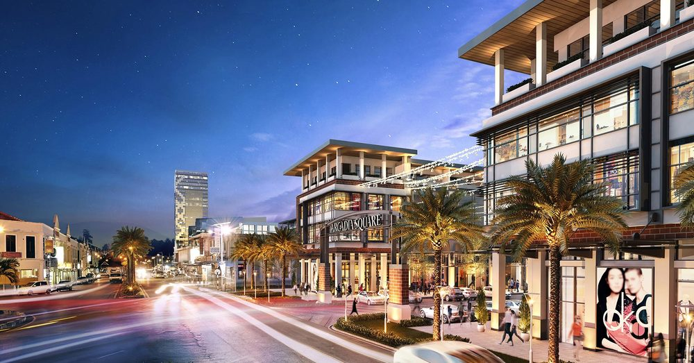 Arcadia Square  Miri's Next Top Address for Shopping, Dining, Entertainment & Work.   Read More