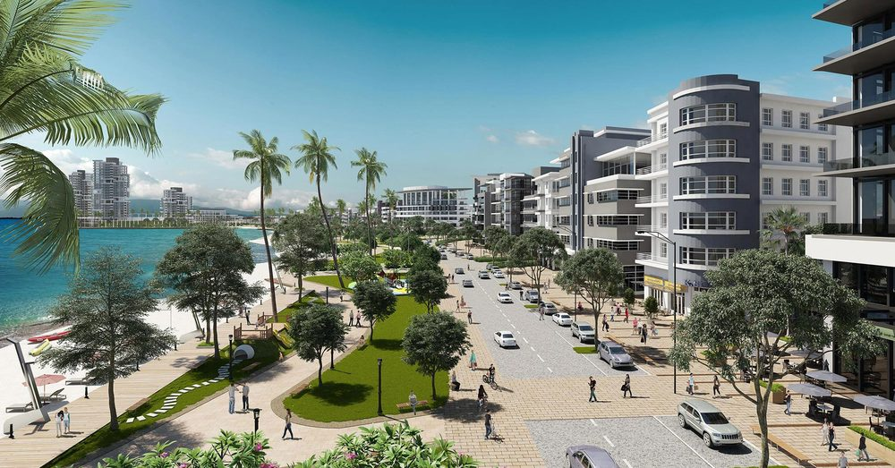 Marina ParkCity  Bringing Miri to the Waterfront   The Master Plan
