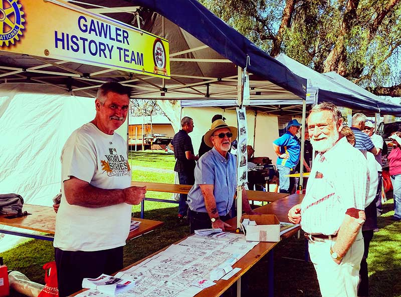 The Gawler History Team