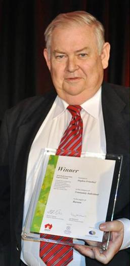 Steve Frinsdorf