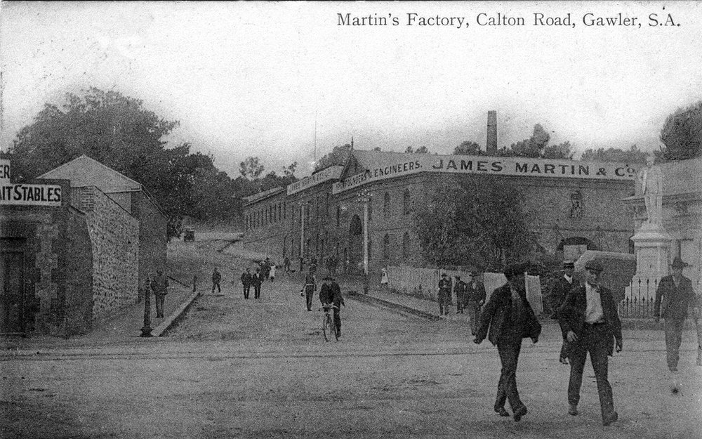 The James Martin Foundry