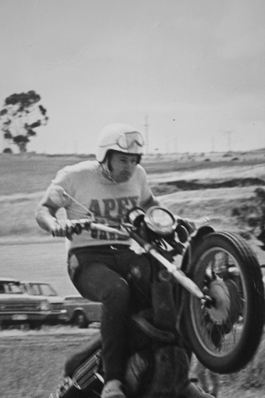 Motocross Brian