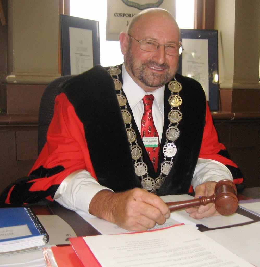 Mayor Sambell