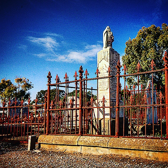 Cheek Avenue Cemetery